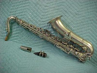 Antique CONN/Grand Opera Stencil C-Melody Saxophone, Professionally Restored