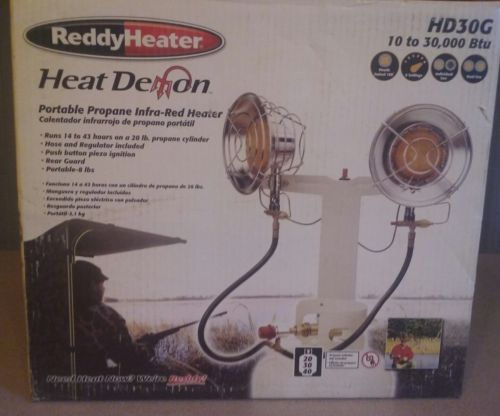 Portable propane Infra-Red Heater