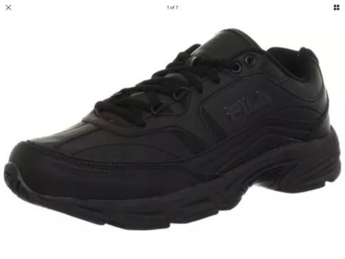 Womens Fila Memory Foam Workshift Non Skid Slip Resistant Work Shoes Size 6