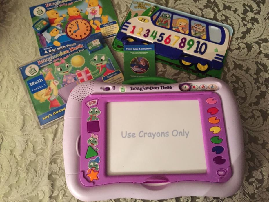 Leapfrog Imagination Desk Ayresmarcus