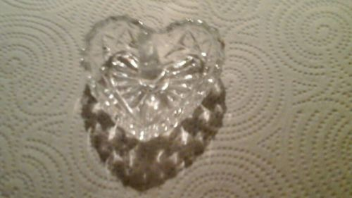 Small Heart Ring Holder New In Box