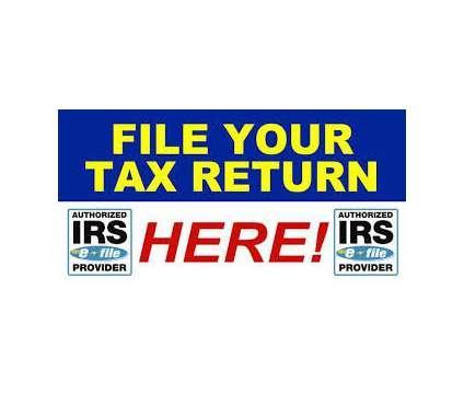 Irs Certified Tax Preparer