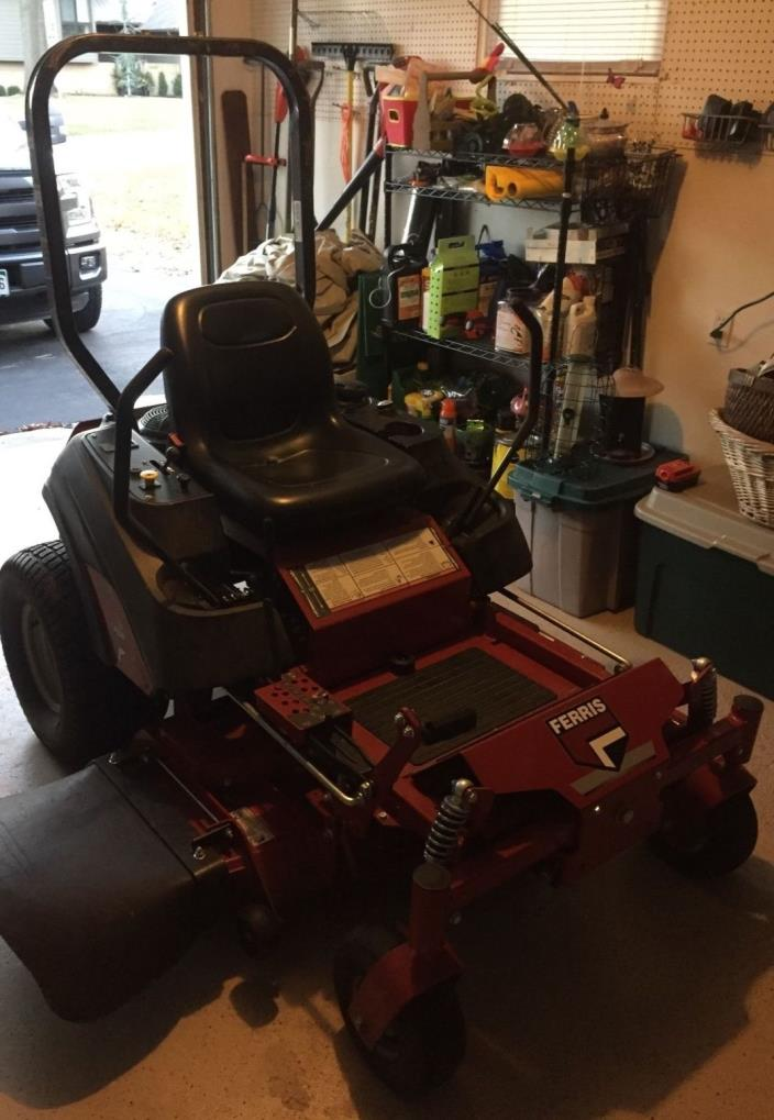 Ferris IS600 Zero Turn Mower 48