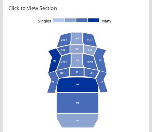 The Phantom of the Opera Austin Tickets 04/23/17 (Austin)