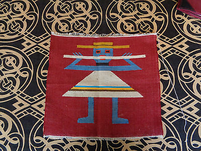 Vintage Traditional Ethnic Woven approx. 18