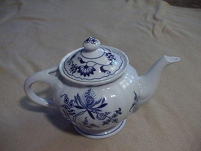 Blue danube Japan teapot