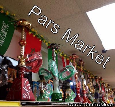 Pars Market LLC.