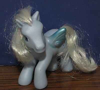 My Little Pony G3 Silver Glow 2006 Far Away Friends Pegasus Pony