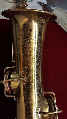 The Martin 'C' Melody Saxophone...#0103