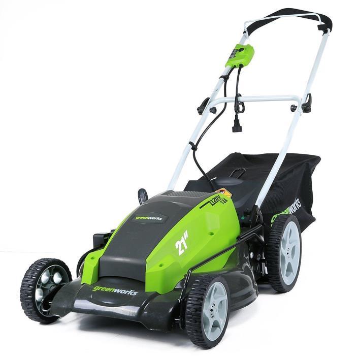 Grass Lawnmower Landscape Lawn Care 13 Amp Corded