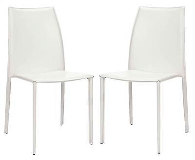 Vinyl Side Chair - Set of 2 [ID 1048972]