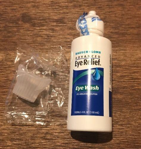 Bausch - Lomb Advanced Eye Relief Eye Wash 4 oz