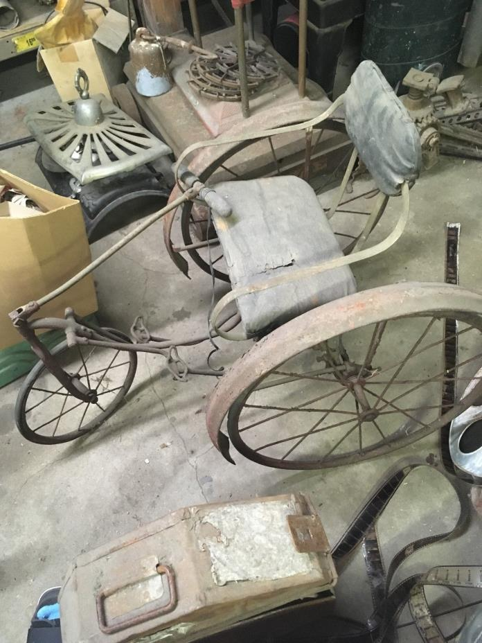 AMERICAN NATIONAL CO THREE WHEELER(11 inch front Wheel, 19