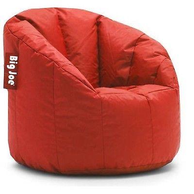 Big Joe Milano Chair, Red Engine