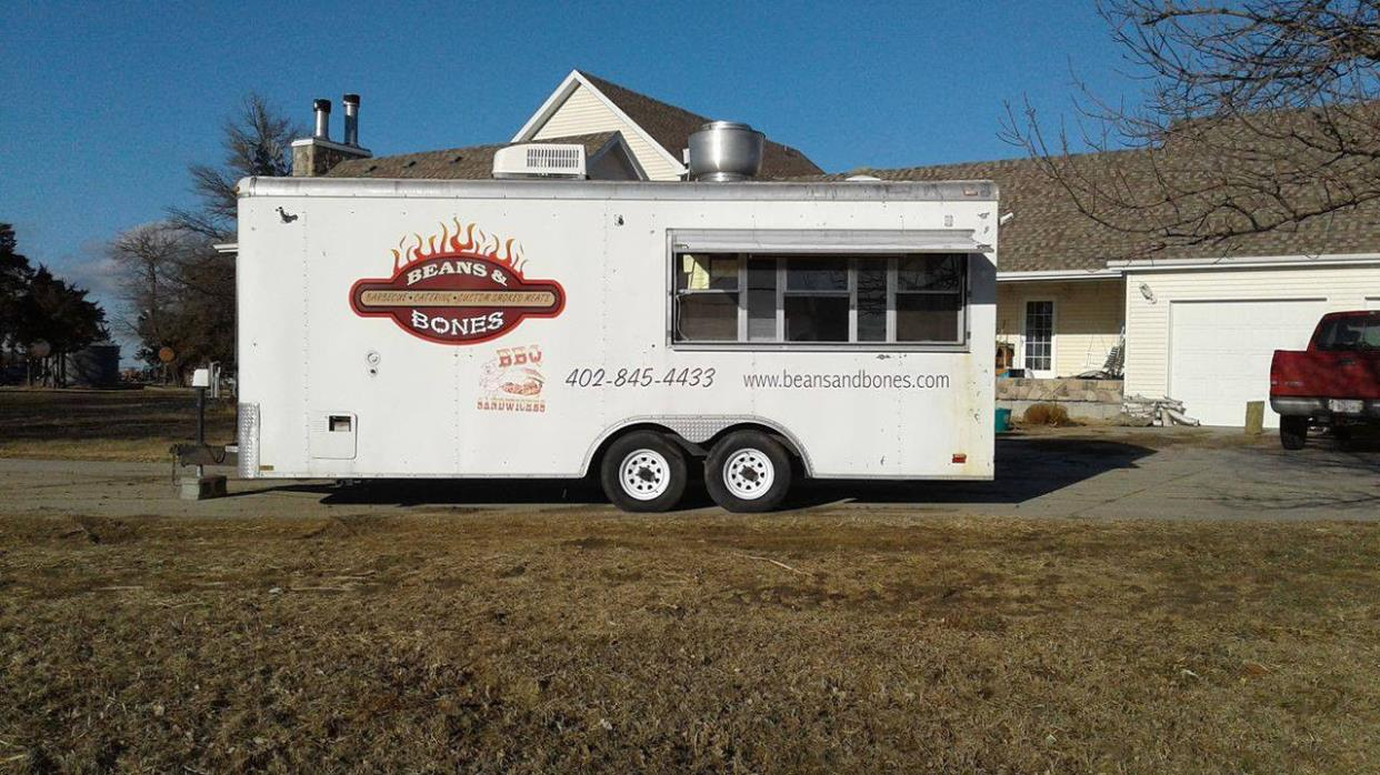 Concession Trailer Exhaust Hood For Sale Classifieds