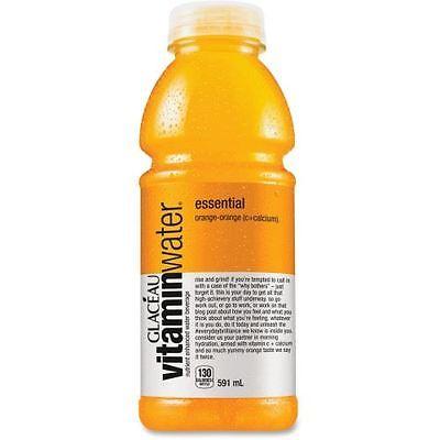 Glaceau VitaminWater essential Orange Water Drink 8100