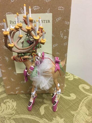 Patience Brewster Reindeer Krinkles Dashaway Dancer