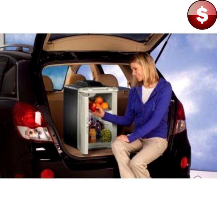 Coleman 40qt 12v Portable Car Cooler Truck RV Mini Refrigerator Fridge Travel