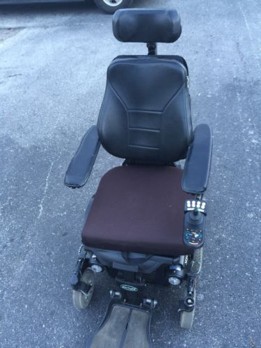 2015 Permobil M300 Electric Wheelchair with power Tilt