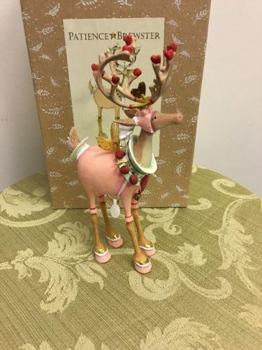 Patience Brewster Reindeer Krinkles Dashaway Cupid