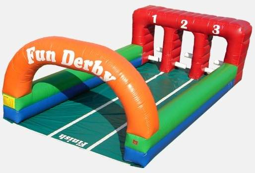 Fun Derby Horse Racing Carnival Game For Rent Louisville for Rent