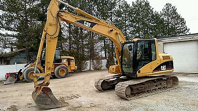 2007 Caterpillar 312CL Excavator 5601 Hours (2) Buckets