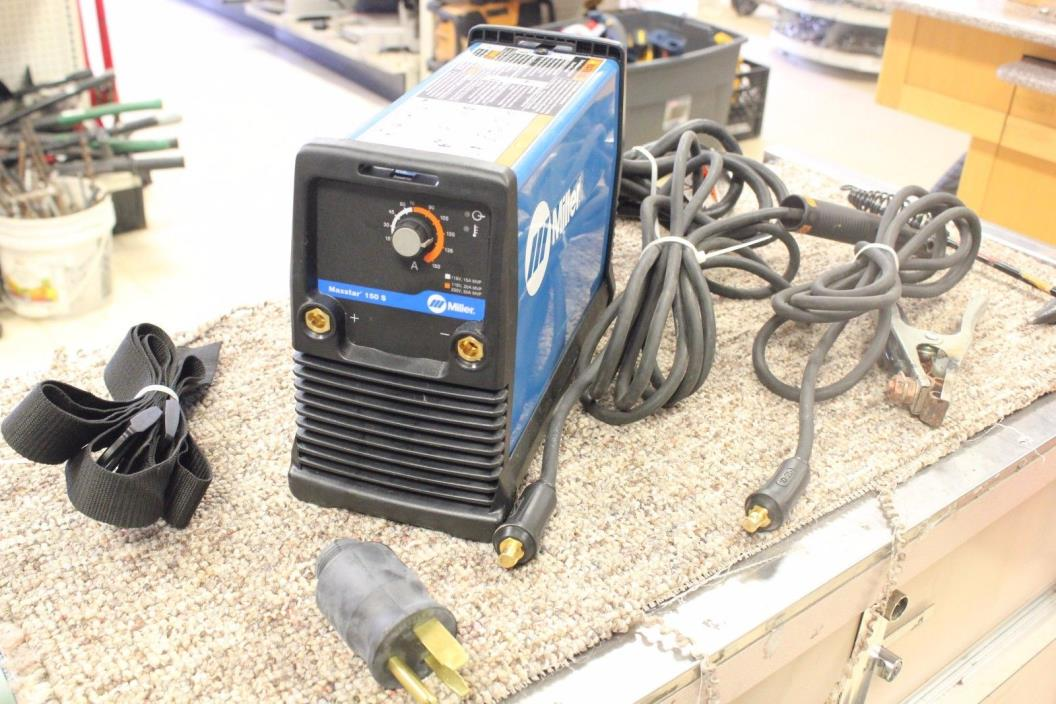Miller Maxstar 150 S Stick Welder with X-case 907134012