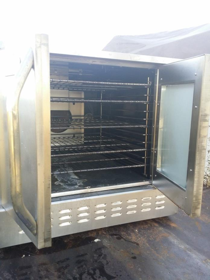 ROYAL Convection oven /Gas