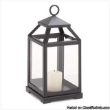 Contemporary Candle Lantern - Price: $.