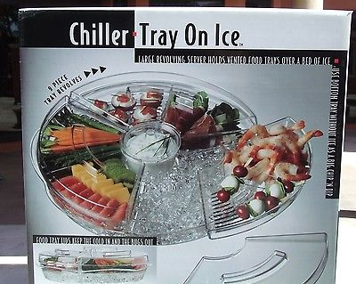 Chiller Tray