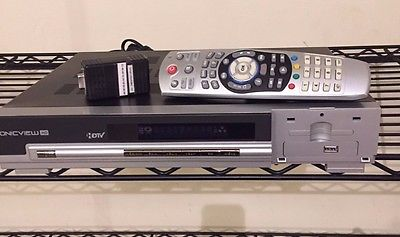 Sonicview FTA Receiver SV-HD8000 with 8PSK and IHUB DONGLE SVLAN and remote