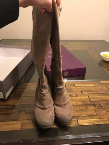 Women's Fergie Footwear Riding Boots