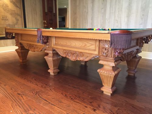 Peter Vitalie 8 Ft. Pool Table
