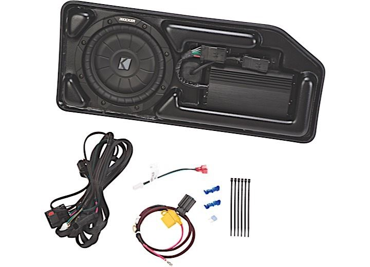 Kicker Subwoofer Kit - For Sale Classifieds