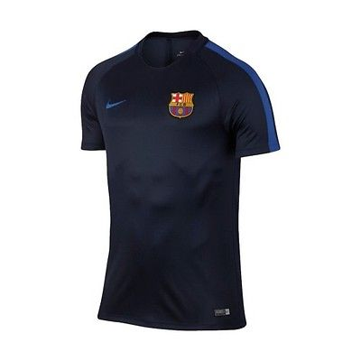 OFFICIAL NIKE FC BARCELONA 16/17 PRE-MATCH JERSEY (808924-452) MEN'S SIZE (XXL)