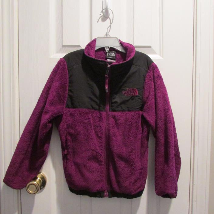 Girls North Face Jacket Size 6