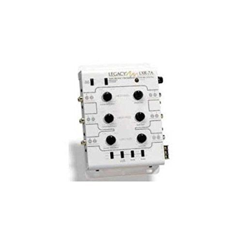 3Way Stereo Electronic Crossover Network