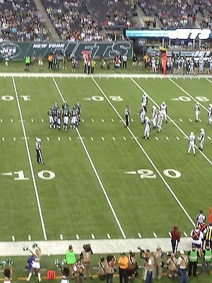 NY Jets PSL- Section 242 FIRST ROW Club level