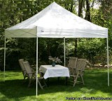 High Quality x ft White Easy Pop Up Express Tent - Price: