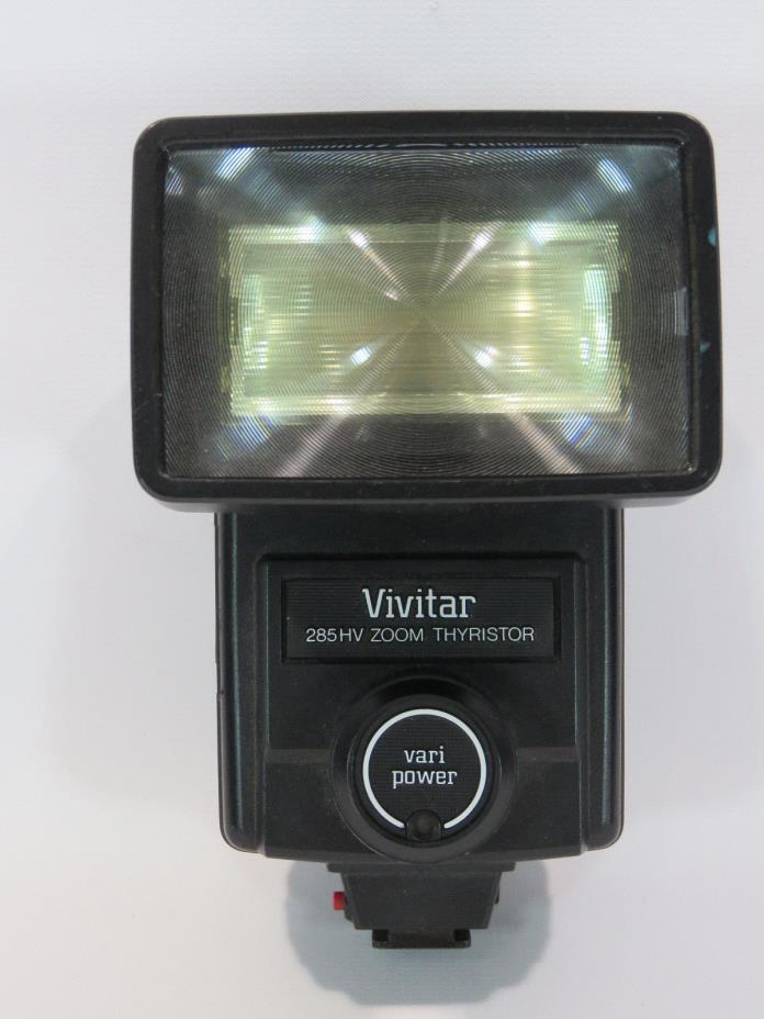 NEW VIVITAR V-285 WIDE ANGLE ATTACHMENT DIFFUSER FOR VIVITAR 285 FLASH
