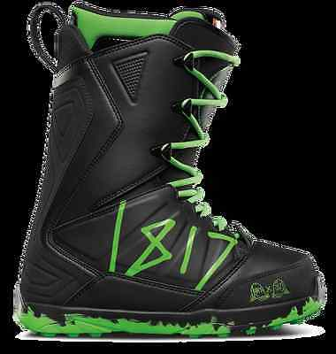 Thirtytwo Mens Lashed 1817 Snowboard Boots 9.5, 11