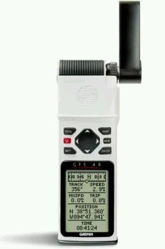 Garmin GPS 48 12 Channel GPS Receiver~FREE SHIPPING