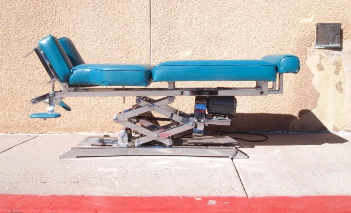 Chiropractic Adjusting Table For Sale Classifieds