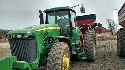 2005 John Deere 8120 Tractors