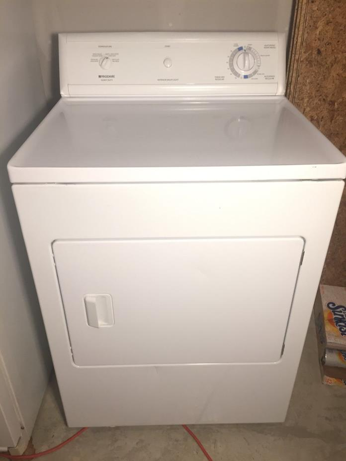 Heavy Duty Portable Washer : Frigidaire heavy duty dryer for sale classifieds