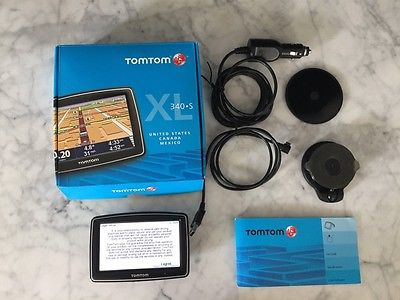 TomTom GPS XL 340S