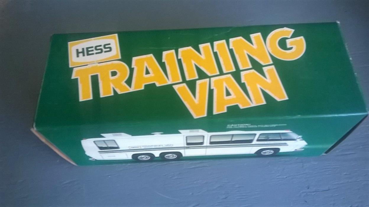 VINTAGE 1978 HESS TRAINING VAN