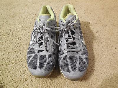 Nike Women's 2011 Air Max Grey Running shoes Womens size 8