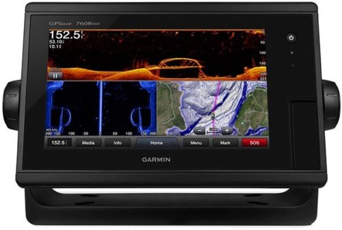 Garmin GPSMAP 7608xsv Preloaded LakeVü HD BlueChart g2  010-01305-03