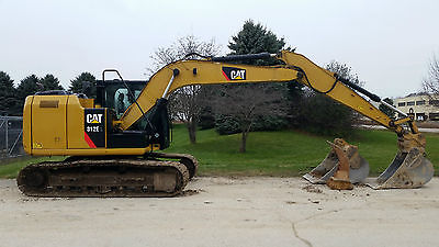 2014 CATERPILLAR 312EL EXCAVATOR- 3,115 HRS - 24